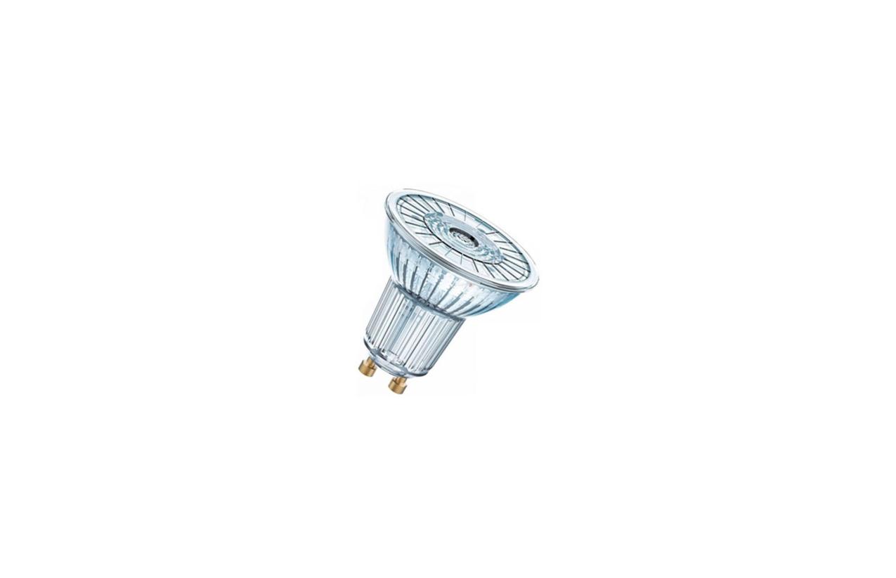 Lâmpada Parathom LED Advanced PAR16 GU10 4,6W 3000K (dimável)
