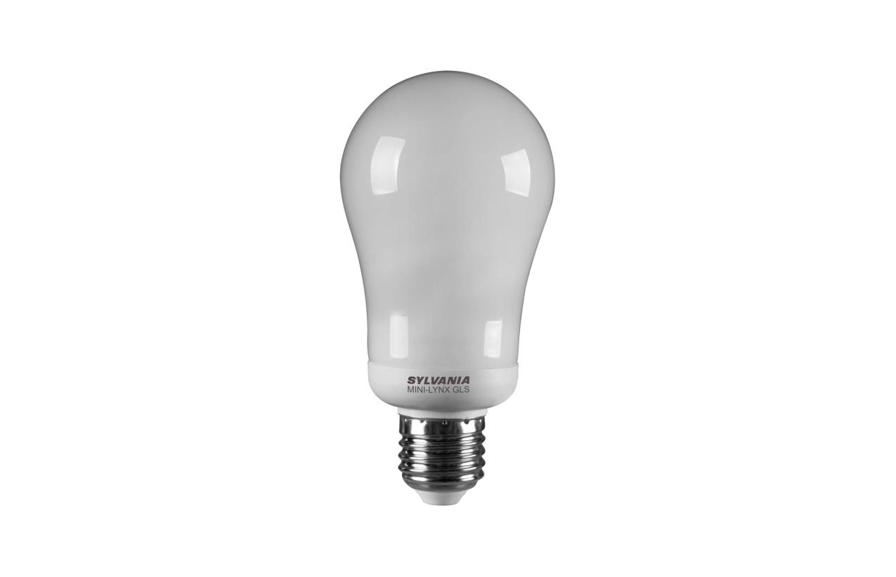 Lâmpada fluorescente MINI-LYNX COMPACT ECO E27 11W
