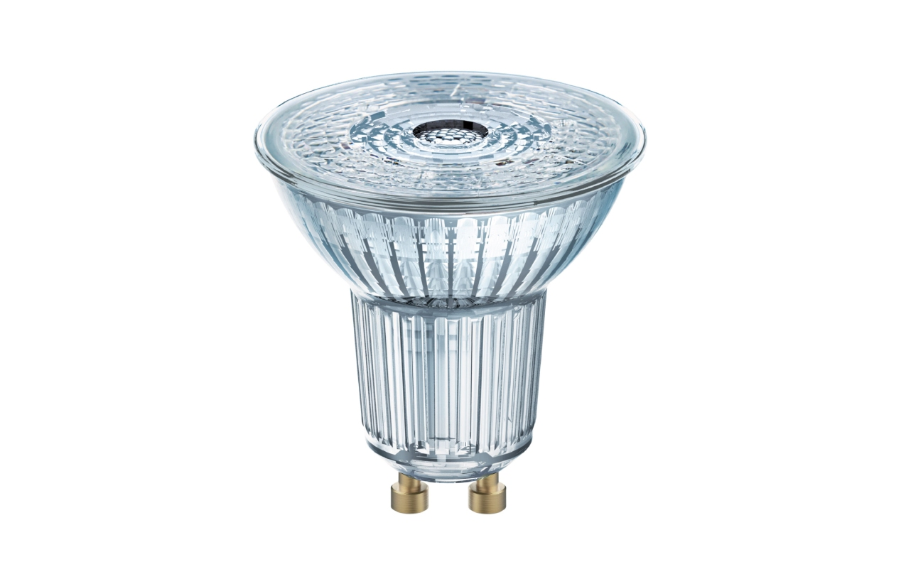 Lâmpada Parathom LED PAR16 GU10 4,3W 6500K
