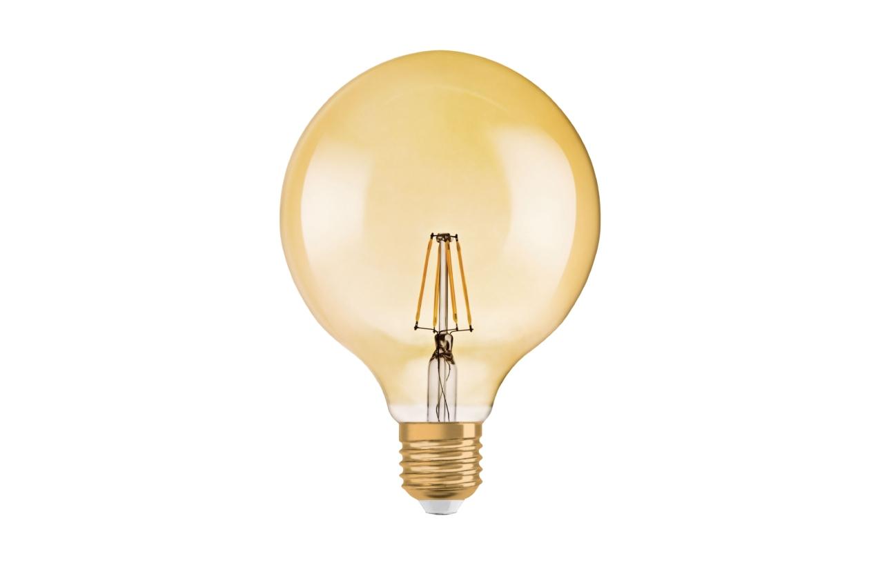 Lâmpada Vintage 1906 LED Globo E27 4W 2400K