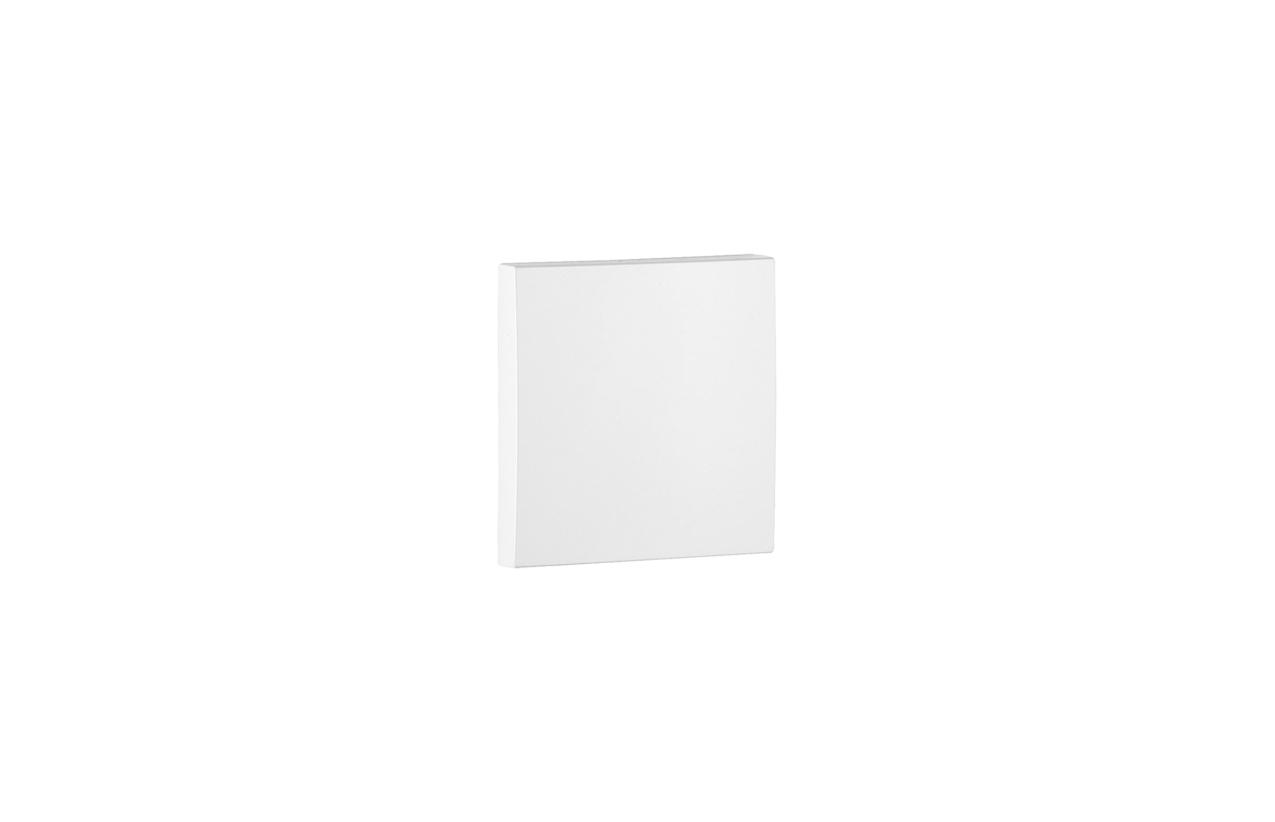 Tecla simples marfim Logus 90 90601 T MF