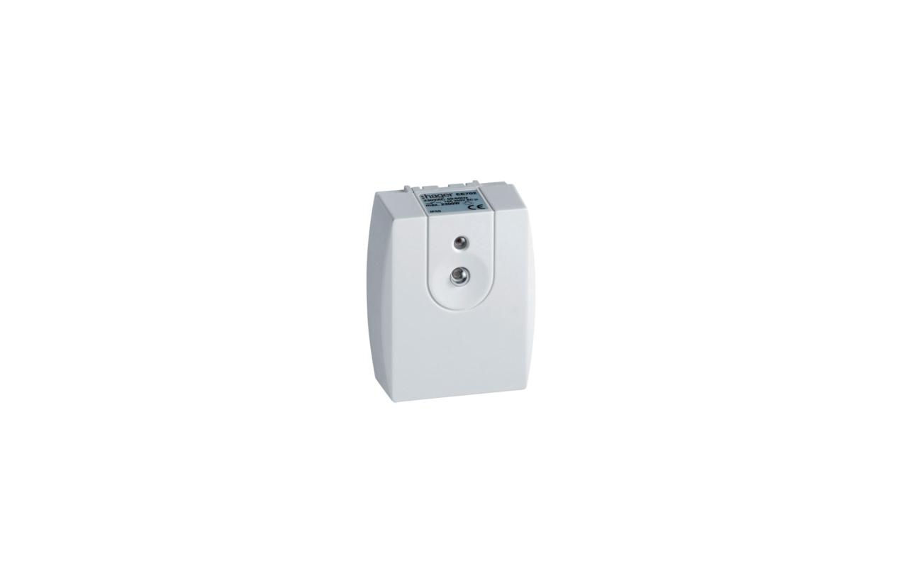 Interruptor crepuscular saliente compacto IP55 EE702