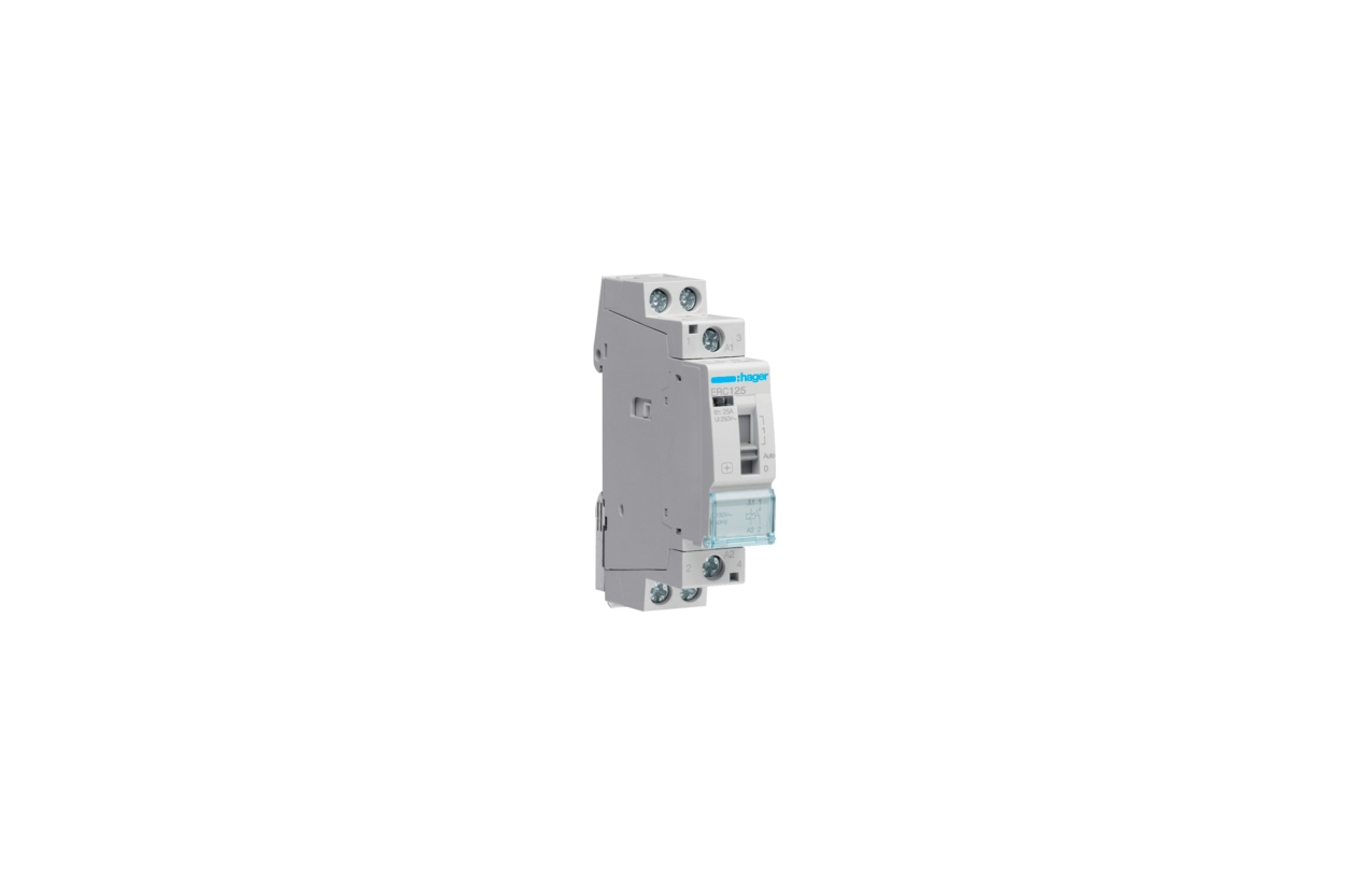 Contactor comando manual 25A 1NA 230V ERC125