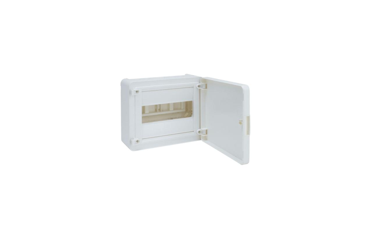 Caixa GOLF saliente 1 fila 8 módulos porta opaca VS108PP