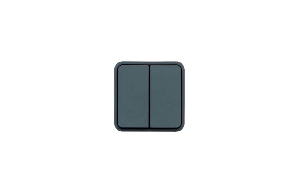 Comutador escada duplo cubyko WNC040