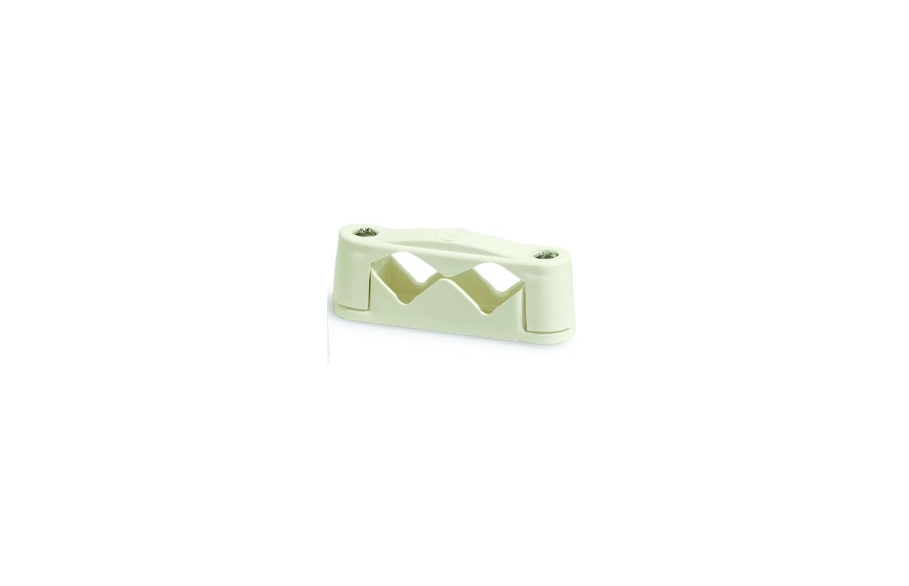 Abraçadeira dupla de aperto mecânico 8/12mm 01B105-2 (caixa 50 und.)