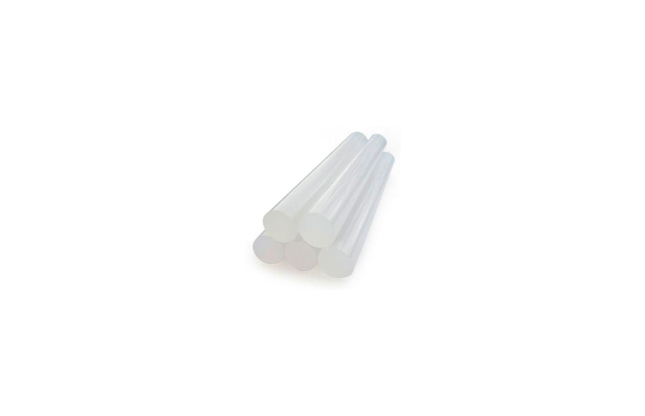 Barras de cola termofusível transparente 1Kg