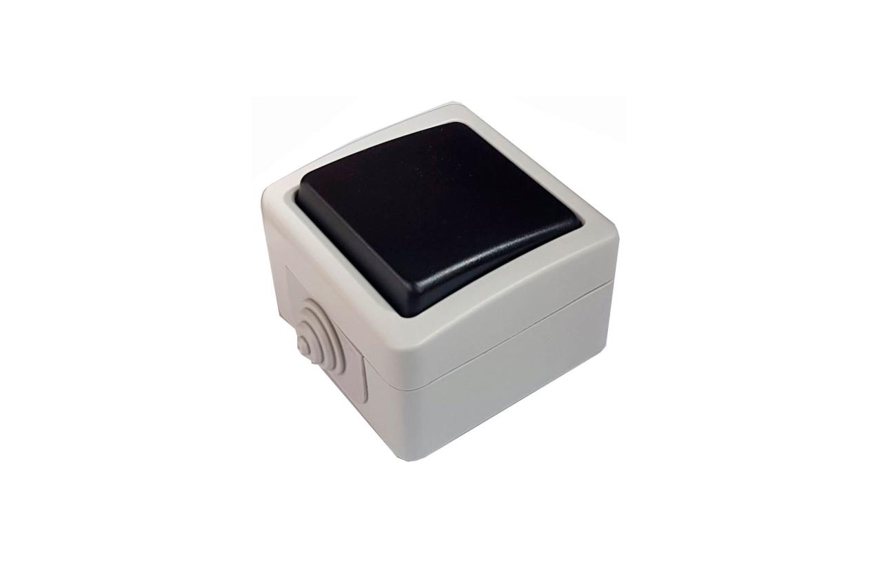 Botão de pressão luminoso IP54