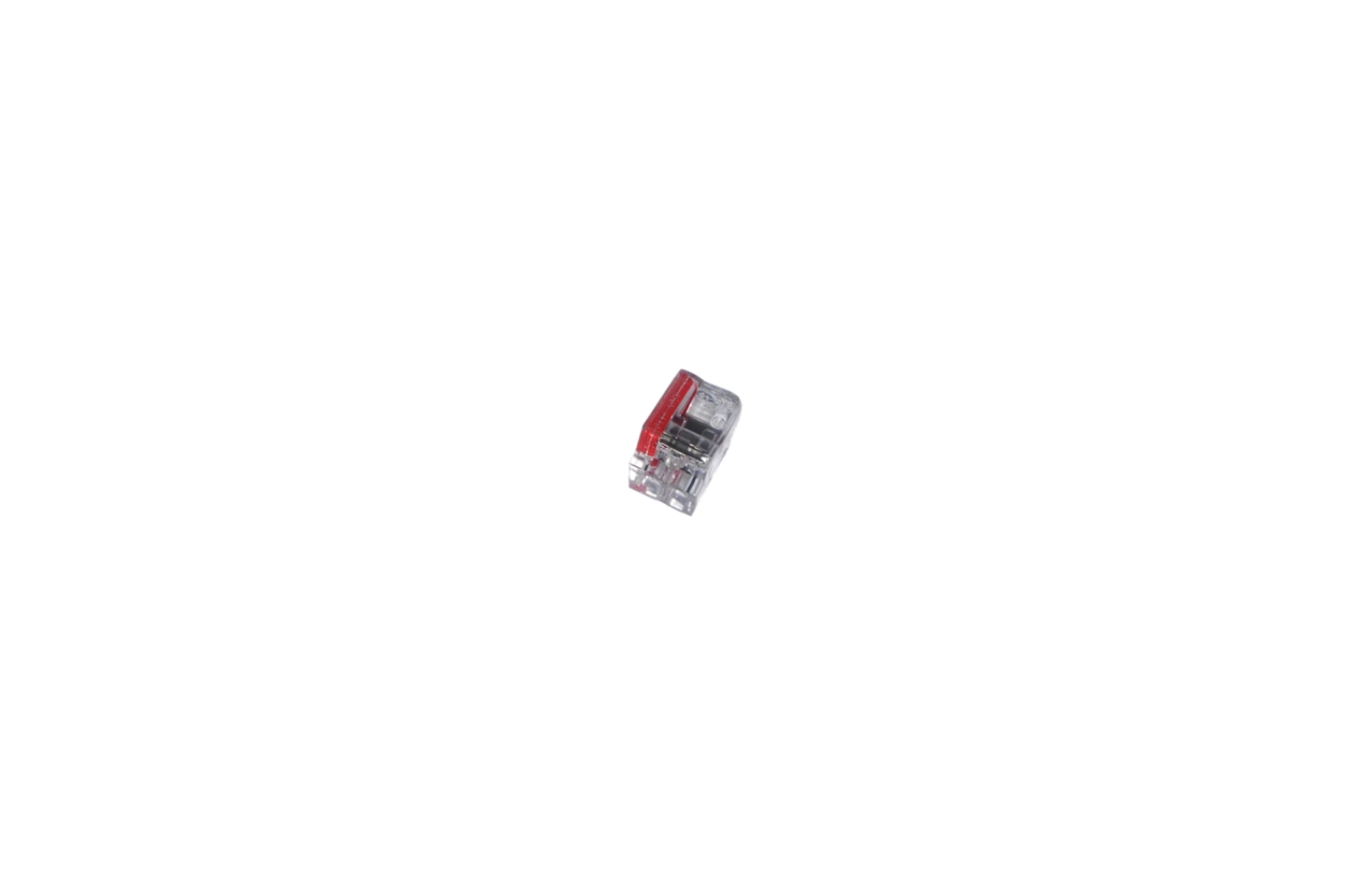Ligador rápido para fio rígido 2x2,5mm