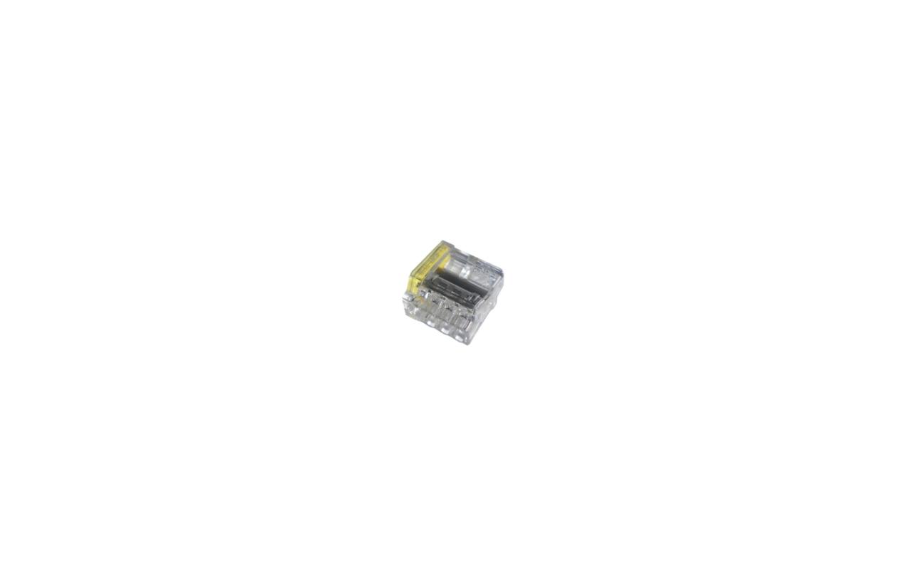 Ligador rápido para fio rígido 4x2,5mm