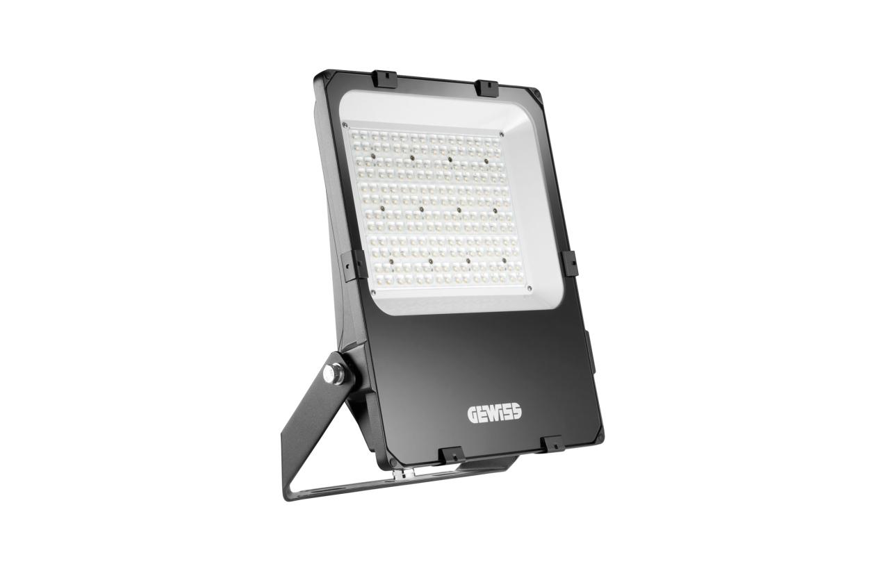 Projetor ELIA FL LED 100W 4000K ótica 60º GWF1100MH840