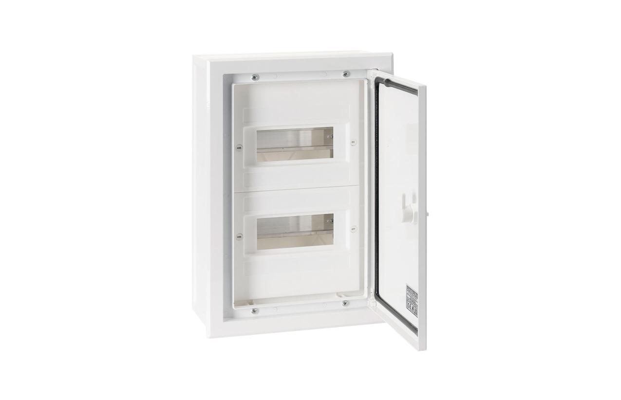 Caixa quadro P125 INT 16 módulos (2x8) +330