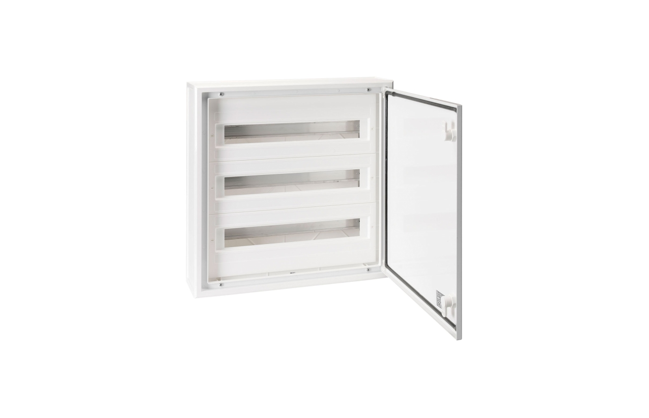 Caixa quadro P125 INT 60 módulos (3x20) +342