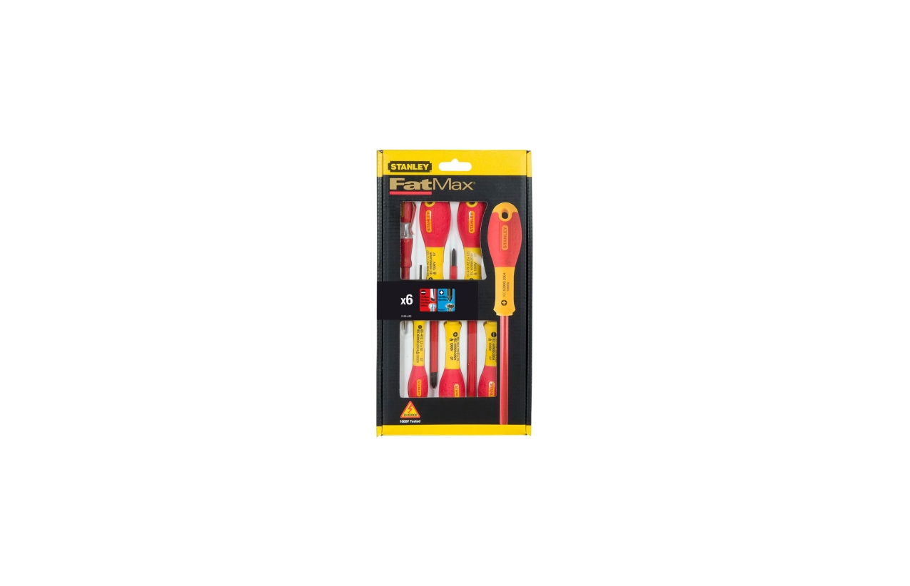 Kit 6 chaves isoladas 065443