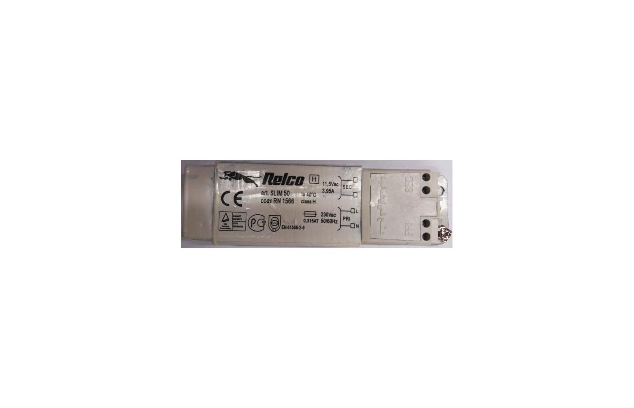 Balastro ferromagnético 230V/12V 50W SLIM 50 RN 1566