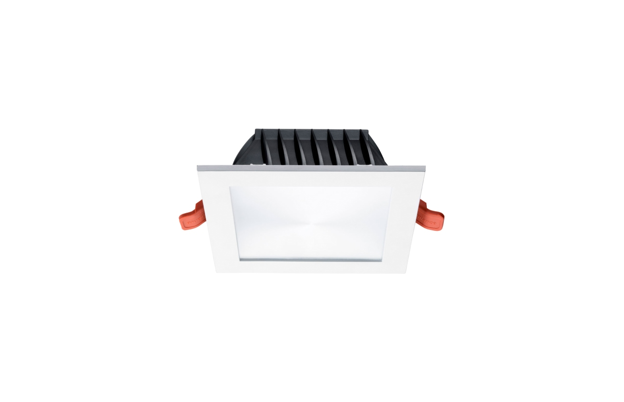 Downlight quadrado SYL-LIGHTER LED 21W 4000K