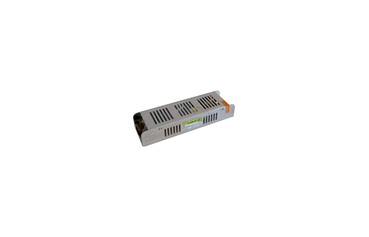 Driver LED 24V 200W IP20