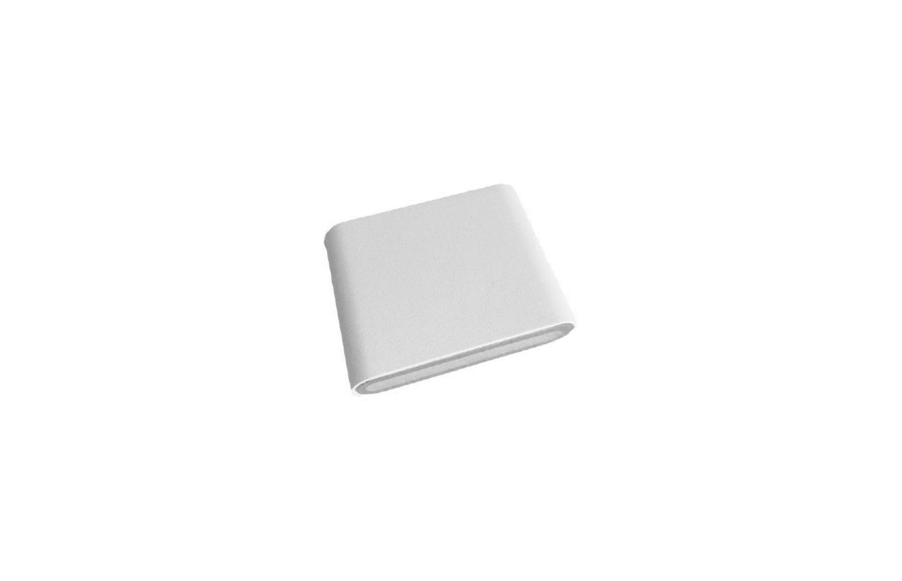 Aplique EVERESTE IP54 LED 6W branco