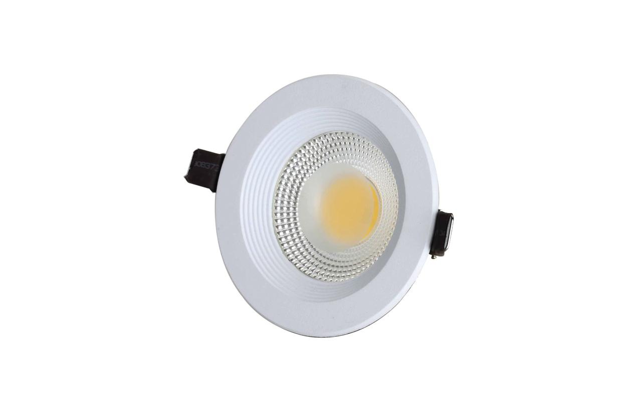 Downlight redondo COB LED 20W 4200K