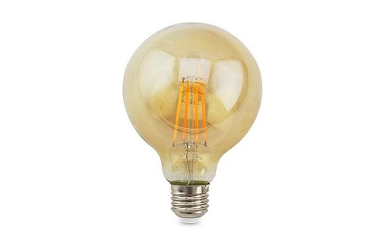 Lâmpada Filamentos LED Globo E27 7W 2500K