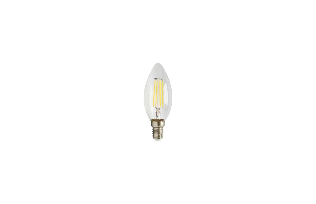 Lâmpada Filamentos LED Chama E14 4W 3000K