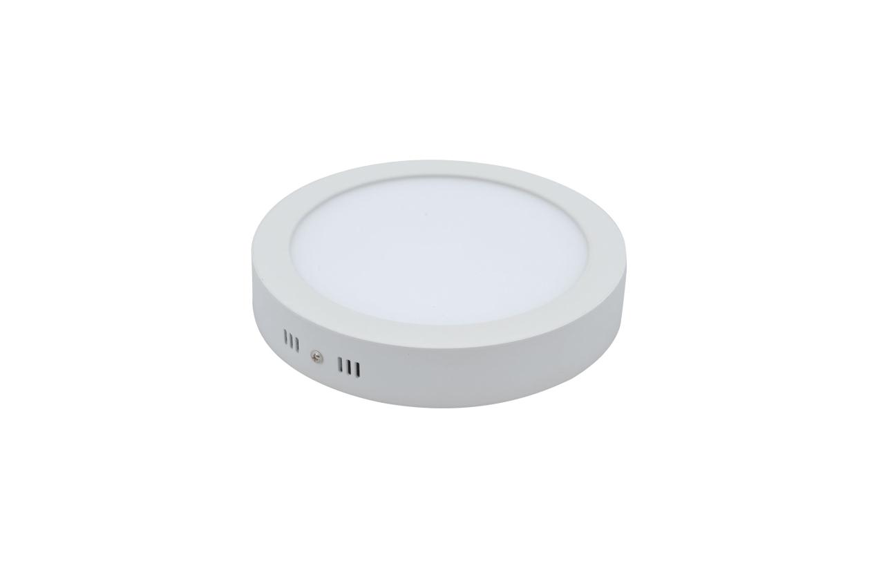 Painel redondo saliente LED 12W 4200K