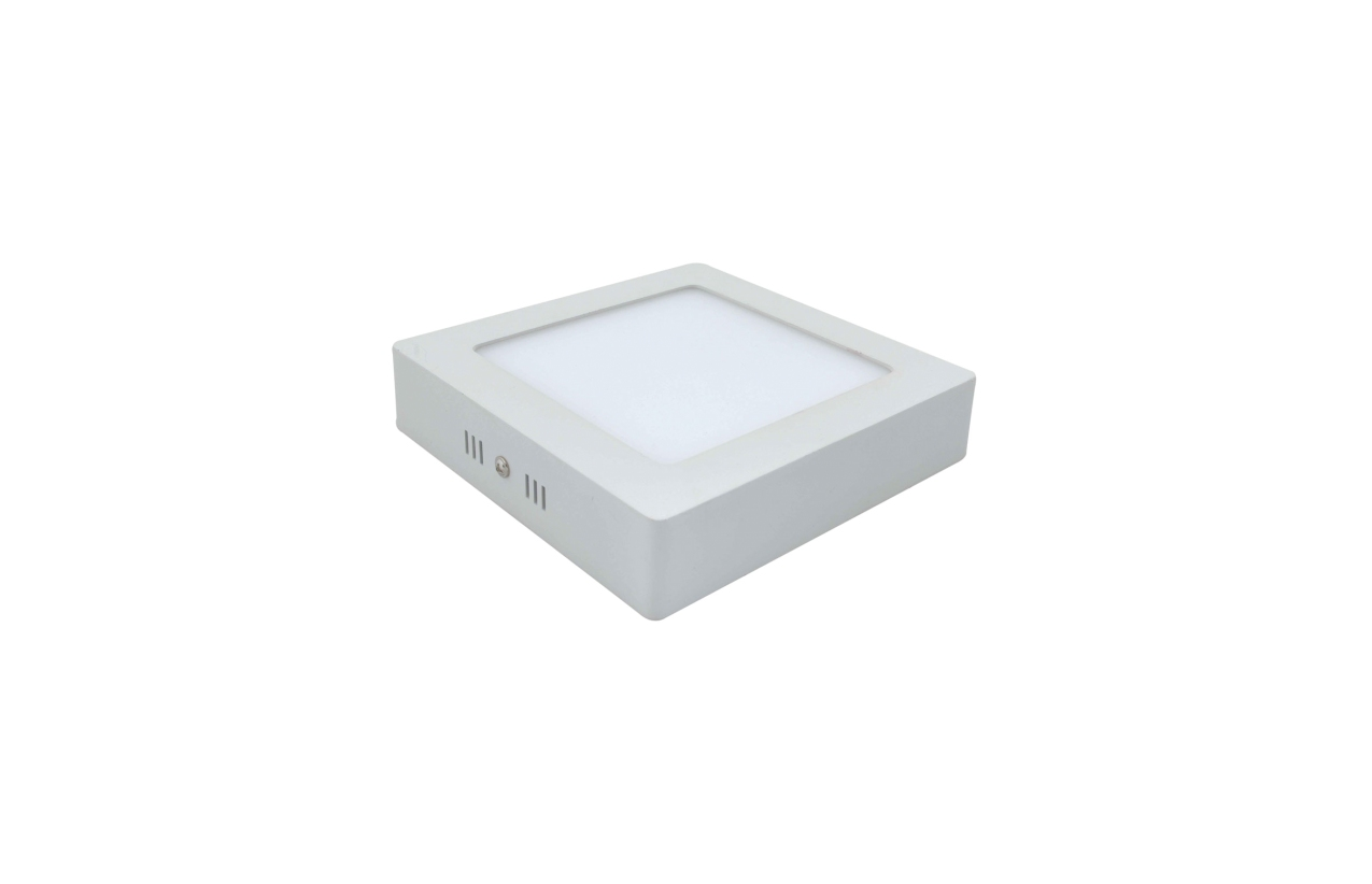 Painel quadrado saliente LED 18W 4200K