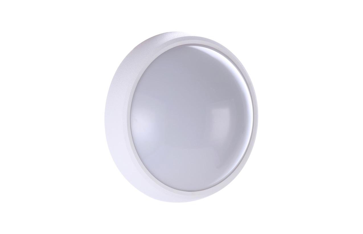 Plafonier LED 12W IP65 com seleção da temperatura de cor