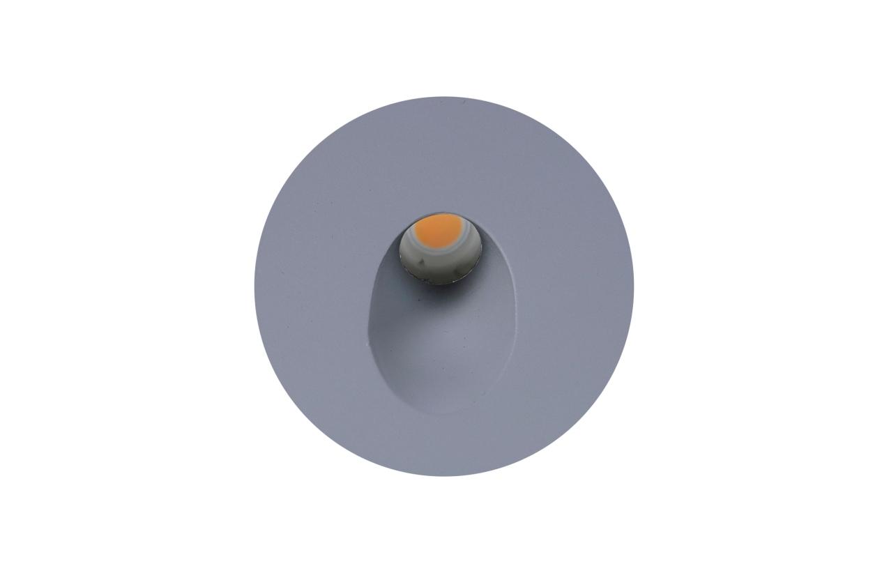 Projetor de parede redondo LED 3W