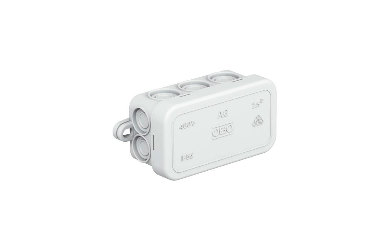 Caixa de derivação ECO IP55 80x43x36mm