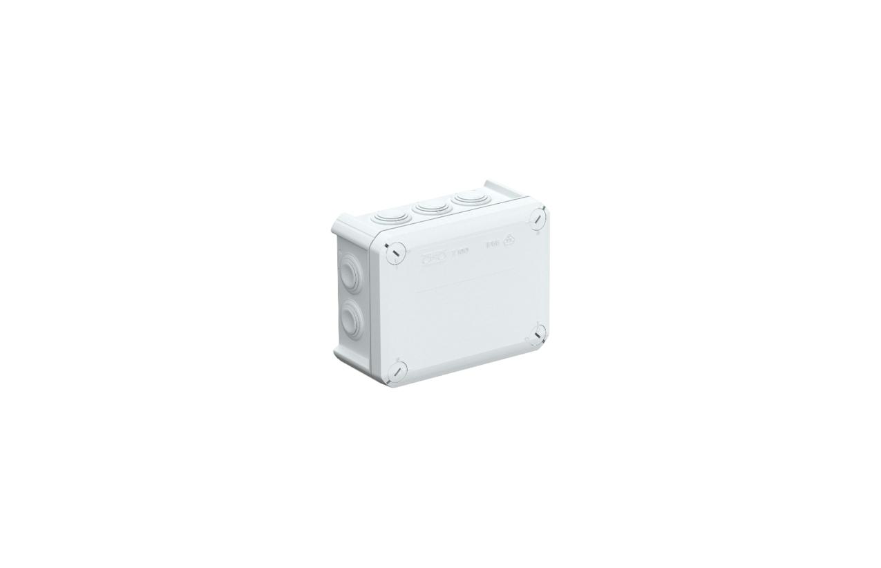 Caixa de derivação TBOX 100 com bucins cónicos 2007081