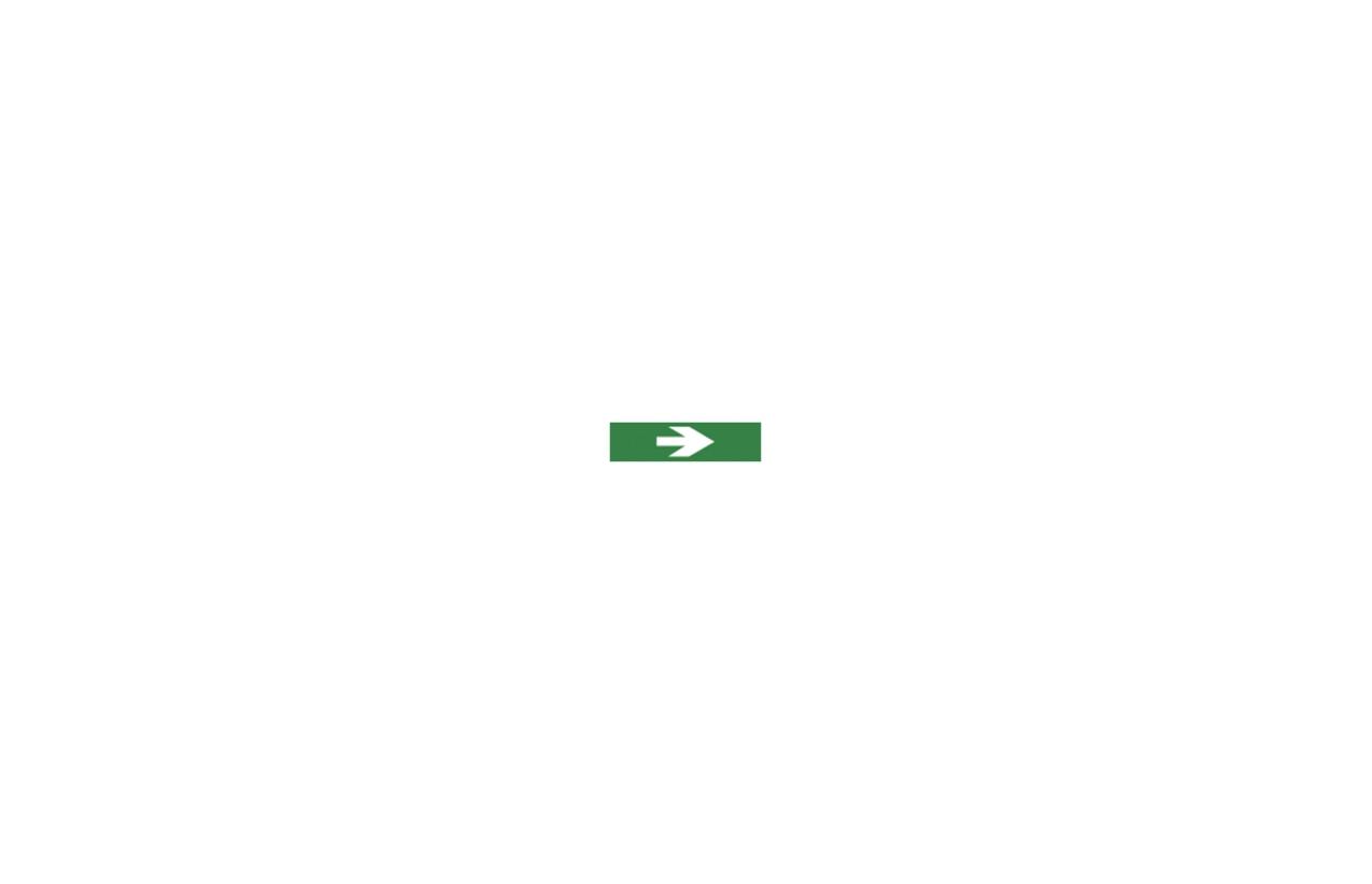 Pictograma saída à esquerda/direita para armaduras de emergência Aerlux IP44 / IP65