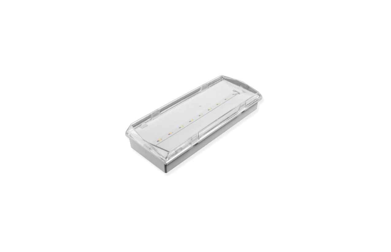 Armadura de emergência ECO LED IP42 120lm NP/P