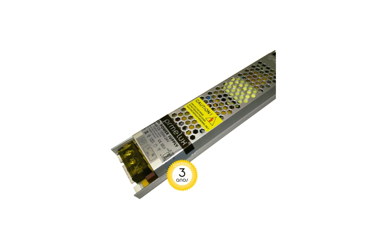 Driver LED Slim 24V 200W IP20
