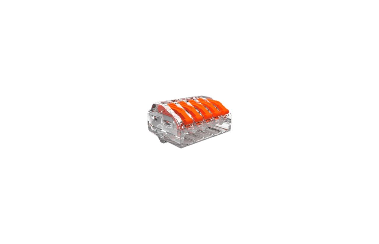 Ligador rápido universal 5x4mm2