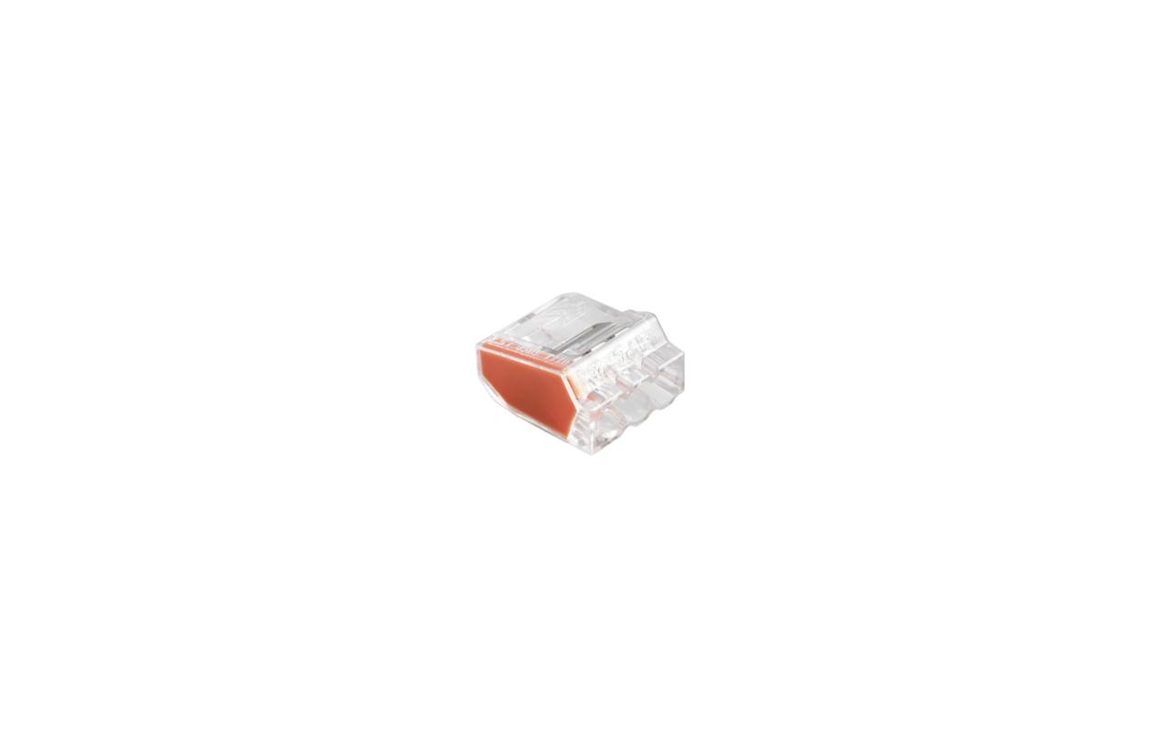 Ligador rápido com mola para fio rígido 3x2,5mm2