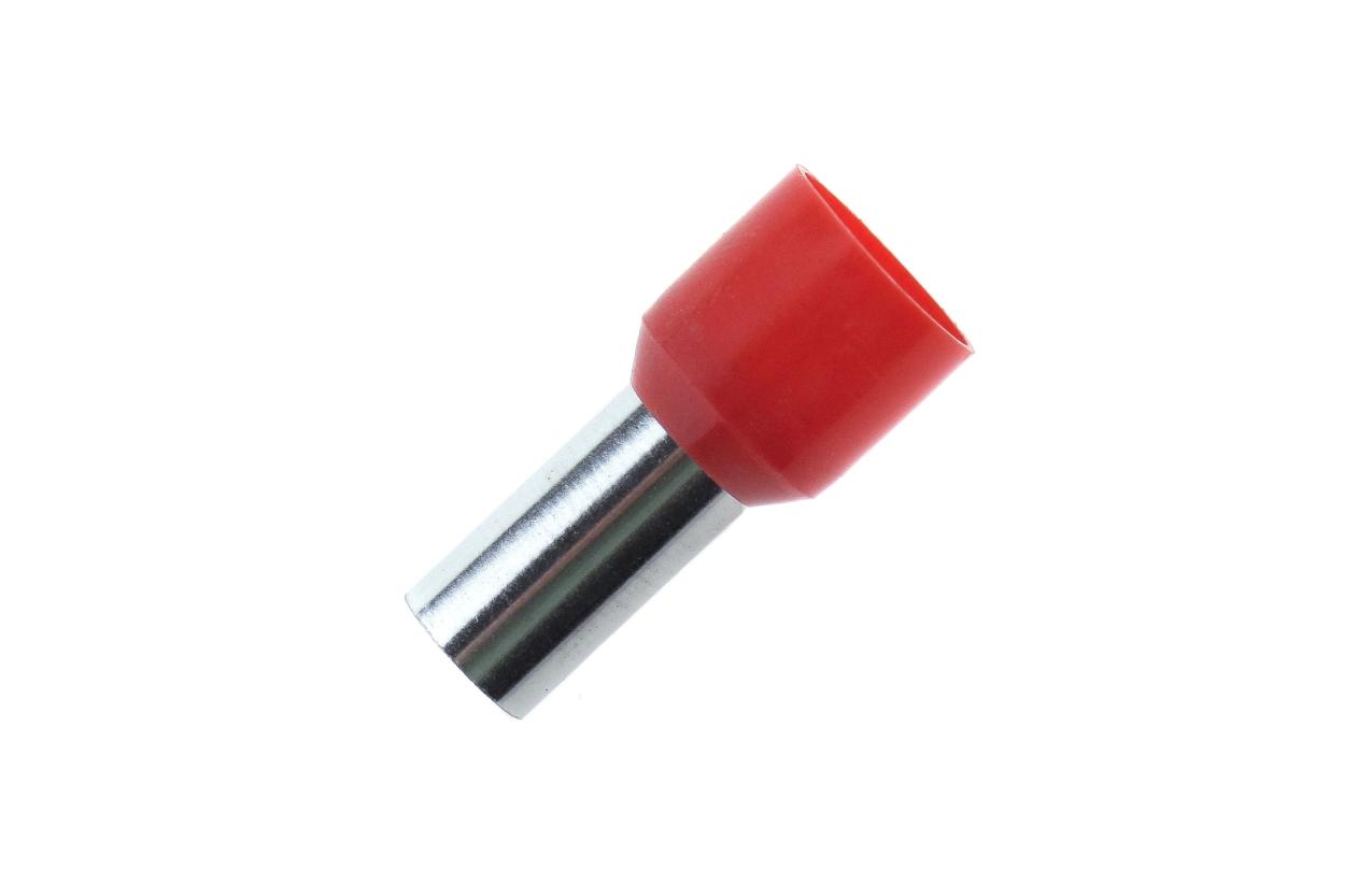 Ponteira isolada 35mm vermelho