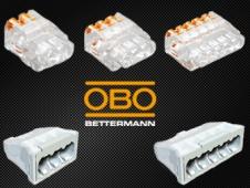 Ligadores rápidos OBO Bettermann