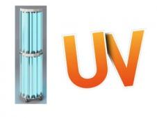 Sistemas de desinfeção por ultravioletas