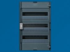 Caixa de distribuição Hager Vega