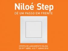 Oferta de lançamento Legrand NILOÉ Step