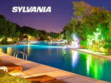 Iluminação para piscinas e fontes
